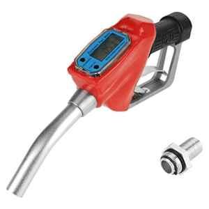 Numérique Pistolet de Livraison de Carburant Pistolet à Essence à Essence Distributeur de Buse de Ravitaillement avec Débitmètre