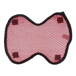 perfeclan Protection d'isolation Thermique de Protection Respirante Nette de Casque de Moto