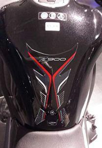 Protection Du Réservoir 3d en Gel Protection Du Réservoir Compatible Moto Kawasaki Z900