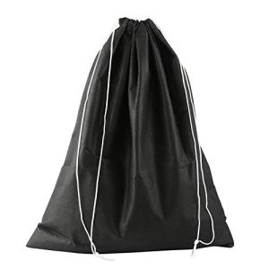 QIingTanger 49 * 40cm Portable Travel Motorcycle Bike Drawstring Helmet Bag Storage Pocket
