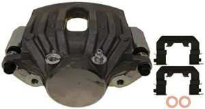 ACDelco 18FR12022 Professional Front Driver Side Disc Brake Caliper Assembly without Pads (Friction Ready Non-Coated) Remanufactured