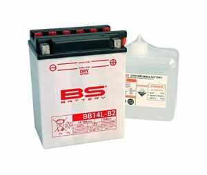 HONDA 1000 CBR F/SUZUKI 750-1100 GSXF-750-800 DR S-650 LS SAVAGE-BATTERIE BS BB14L-B2-321848