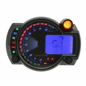 KOSO Multifunctional Speedometer RX2N + GP Style Max 10000RPM