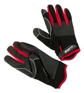 Performance Tool w89006 Large Mechanic 's Work Gloves by