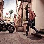 Shima CALIBER, D'été Ventilé Millesime Rétro Classique Gants Moto (S-XXL), Marron, Taille:L