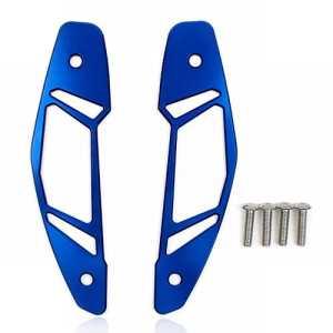 XX eCommerce Moto Protecteur de Protection d'admission d'entrée d'air CNC pour 2013-2016 Yamaha MT FZ 09 MT-09 MT09 2014 2015 (Bleu)