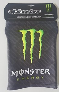 Alpinestars Legacy Neck Warmer Monster Energy