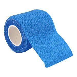 Meisijia 2.5cmx4.5m extérieure Auto-adhésif Cheville Doigt Premiers Soins Bandage élastique imperméable Respirant Poignet Garde Bande