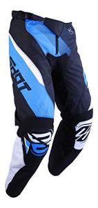 SHOT Pantalon Cross Devo Ultimate, Noir/Bleu