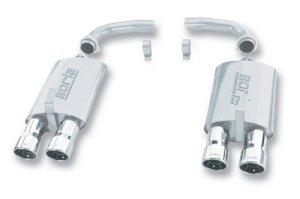 Borla 11134 Exhaust System Kit