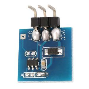 Le Plus Nouveau Module de capteur Tactile capacitif autobloquant de Bouton de commutateur de TTP223 pour la Couleur Bleue en Gros d'Arduino – Bleu