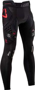 Leatt Enfin, Un Pantalon Long Impact. Le 3DF 6.0 Vous Offre Une Protection Haut de Gamme Mixte Adulte, Noir, M