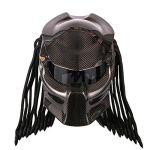 MZ Moto Helmets,Scooter Chopper · Magnétique Amovible,Casque De Moto Homme Et Femme,Black