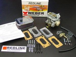 Redline W0133-1598289 Carburetor