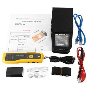 ZHENWOFC TM-600 Tout-en-un Testeur VDSL VDSL2 Condensateur de suivi de tonalité de fonction TDR/ADSL/VDSL/OPM/VFL Accessoires pour outils de bricolage