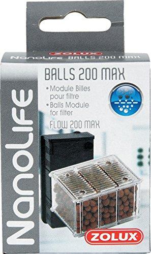 Module billes BALLS 200 MAX pour filtre NANOLIFE FLOW 200 MAX ZOLUX