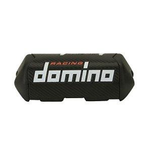 Domino Tour de guidon 28,5mm blanc et noir (guidons Cross)