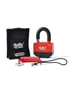 Motodak antivol Bloque-Disque Vector minimax Alarm+ (homologué SRA) ø16mm/55x40mm Pack de 10pcs