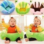 FGFGG Beau siège de Soutien pour bébé Motif coloré, léger et Portable, Lavable, pour bébé de 0 à 2 Ans