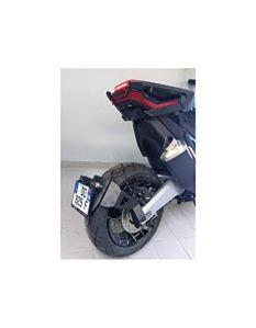 ACCESS DESIGN Support de Plaque Ras de Roue Noir Honda X-ADV