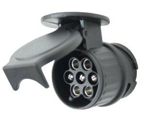 Alpin 63815 Mini-adaptateur court 13/7 broches