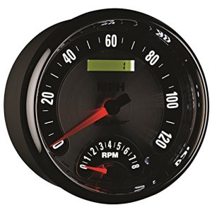 Auto Meter 1295 5in A/M Tach/Speedo Gauge