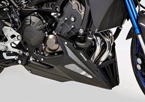 BODYSTYLE Sabot moteur noir mat MT-09 Tracer RN29 2015-2016 (211