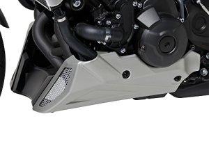 Bodystyle XSR900 RN43 Spoiler bugspoiler Sportsline Gris/mat