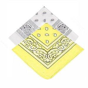 Buckingham Boutique Plus de 230 styles de bandana en coton cachemire pour hommes/femmes/enfants – – Taille Unique