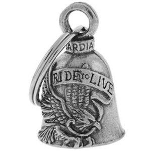 Clochette Aigle porte-bonheur moto Guardian Bell