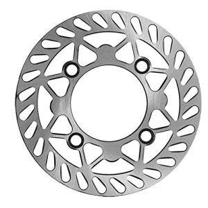 Disques de frein, Disque de frein, Disque de frein, Jauge de rotor de frein 190mm avant arrière Disque de frein à disque pour 50CC-160CC SDG Wheel Pit Dirt Bikes