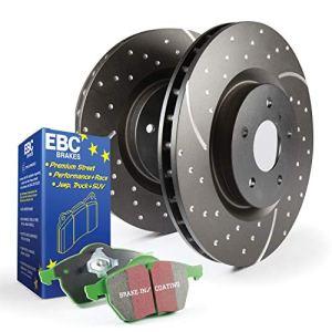 EBC Brakes S3KR1053 Disc Brake Pad and Rotor Kit