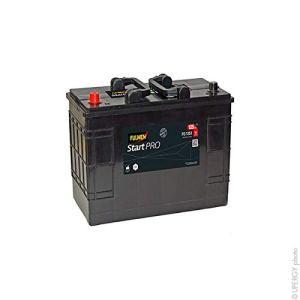 Fulmen – Batterie camion FG1251 12V 125Ah 760A – Batterie(s) – FG1251 ; EG
