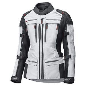 Held ATACAMA TOP Veste de moto pour femme avec membrane Gore-Tex Pro 500 D, doublure en maille respirante, protections sur les épaules et les coudes, inserts réfléchissants 3M-Scotchlite D4XL