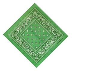 ILOVEDIY Bandana avec Motif Paisley en coton (smaragdin)