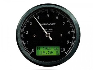Instruments chronoclassic tACH 0-10.000 rPM certification aBE