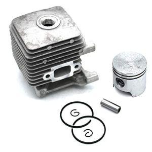 Jeu de pistons de cylindre 34MM Pour Stihl BG45 BG45 BG45 BG45Z BG55 BG55 BG65 BZ B65 GZ BG65DZ BG65-Z BG85 BG85C Souffleur à dos BR45C Souffleur SH55 SH85 Pièces # 4140 020 1202