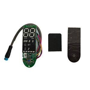 KKmoon Circuit du Moteur, Remplacement du Couvercle du Circuit imprimé et du Tableau de Bord BT pour Xiaomi M365 Scooter électrique