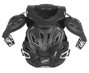 Leatt Brace Fusion 3.0 – Protection buste – noir Modèle XXL 2016 protection vtt