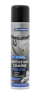 Michelin 008804 Moto Nettoyant Chaîne, 400 ml