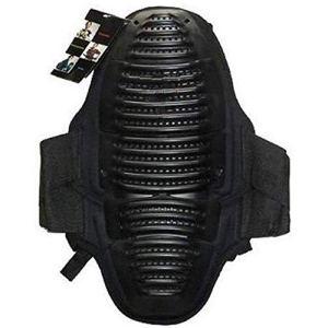MomokaiTK Équipement de Protection Armure de Protection Dorsale pour Motocycliste, équipement d'équitation, équipement de Protection Sportive, Protection Dorsale Respirante, Noir, c