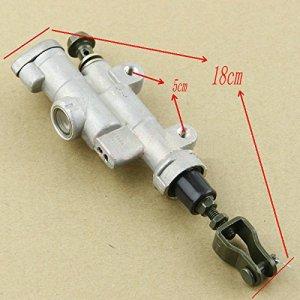 Moto Neuf pour Crf1502007–2009Crf2502004–2009CRF 4502002–2010Frein Pompe de frein arrière Maître Cylindre Pompe