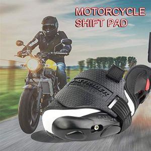 Seasons Shop Moto Shift Pad Chaussure Botte De Protection Équipement De Shifter Accessoires De Dérapage-Preuve Realistic Compatible