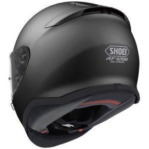 Shoei RF-1200 Helmet – Small/Matte Black by Shoei
