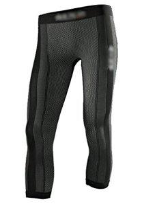 SIX2 Sixs PNX pantalon long termoregolante Lingerie (XXL, noir)