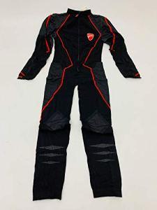 Survêtement noir pour homme compatible avec Ducati Performance Taille L