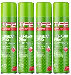 TF2 Ultimate Spray aérosol avec Teflon® (400 ml). Lot de 1, 2, 3, 4, 6 ou 12, 1 x 400ML Can