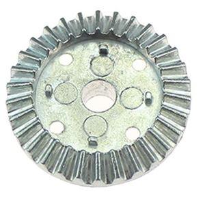 Utilisez des pièces de rechange chaudes et des dents de saut. Engrenage d'anneau différentiel de service lourd 12429-1153 Différentiel de 30 dents grandes – Argent
