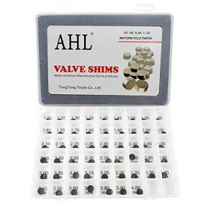 AHL Pastille réglage soupapes kit valve shim 9.48mm 52pcs 1.20-4.00mm pour Polaris Predator 500 2003-2007