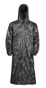 Baum Country Hommes / Adultes Imperméable Manteau Long / Veste Pluie – Homme, Camouflage, XX-Large
